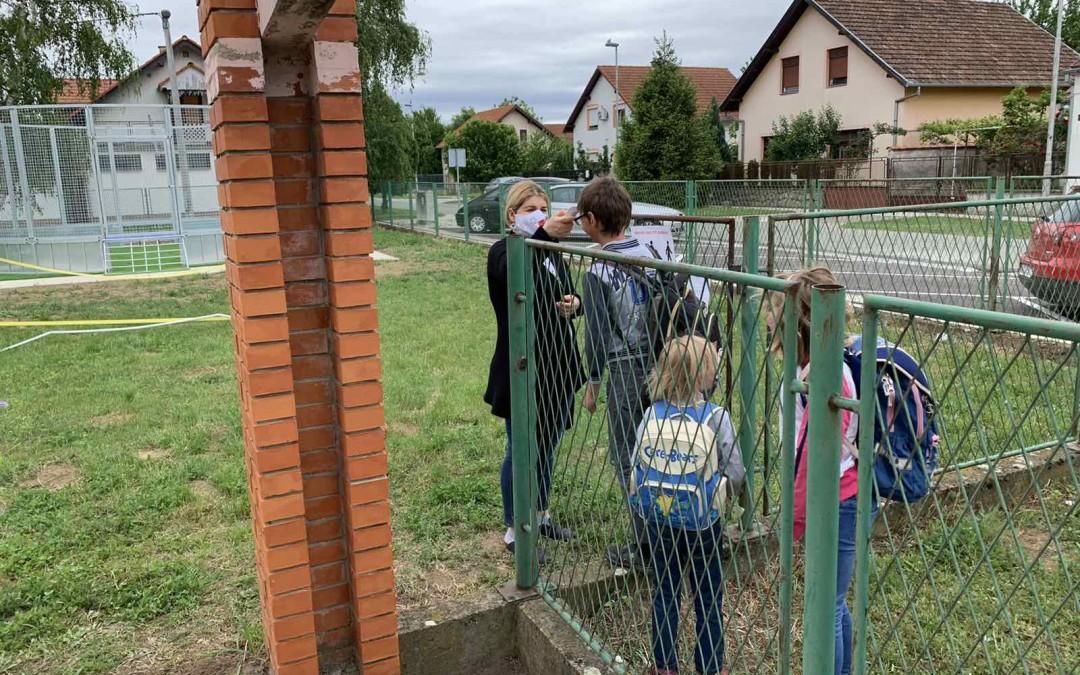 Početak aktivnosti u sklopu projekta Rastimo, igrajmo se i učimo zajedno! – program poludnevnog boravka za djecu Vukovara