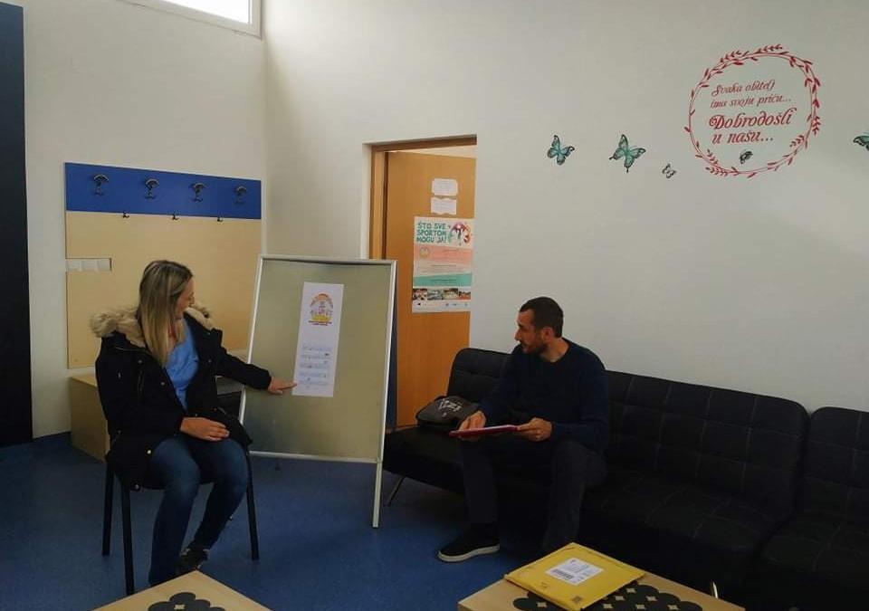 """Sastanci radne skupine u sklopu projekta """"Rastimo, igrajmo se i učimo zajedno! – program poludnevnog boravka za djecu Vukovara"""""""