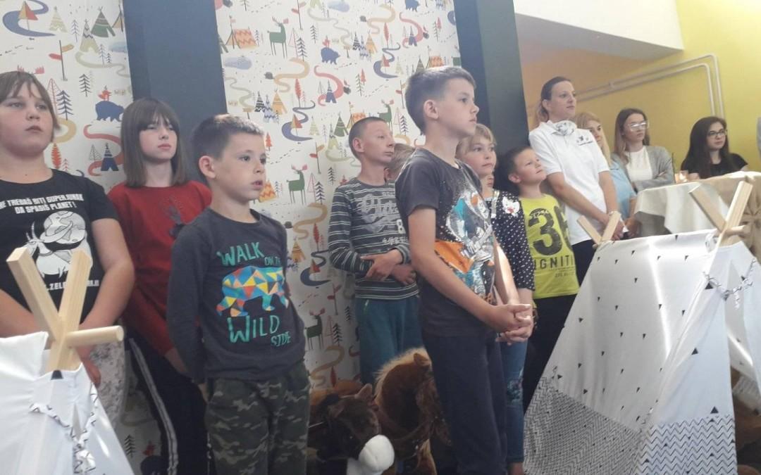 """Predstavljen projekt """"Rastimo, igrajmo se i učimo zajedno! – program poludnevnog boravka za djecu Vukovara"""""""