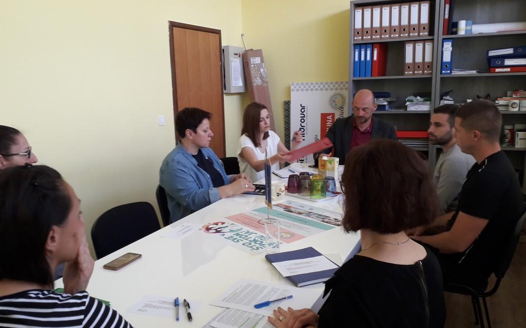 Održan III. Koordinacijski sastanak projektnog tima