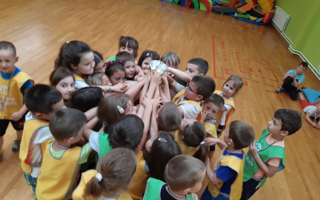 Suradničke sportske aktivnosti sa DV Vukovar